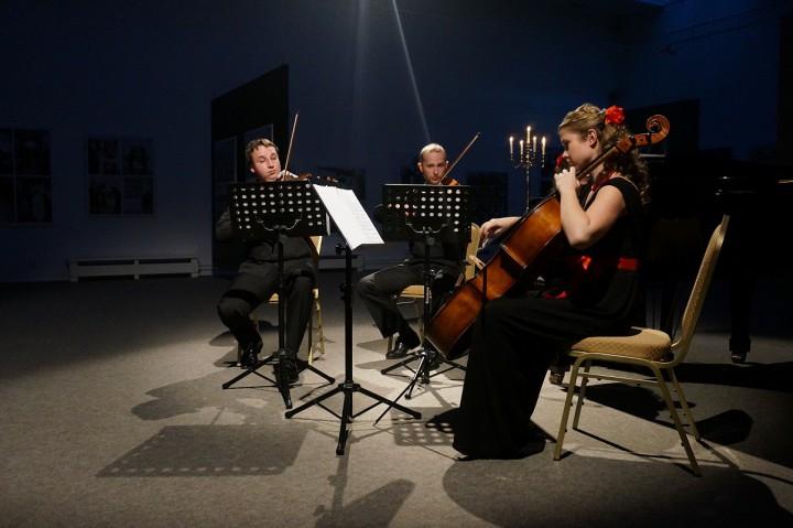Hudobné trio Bogacz